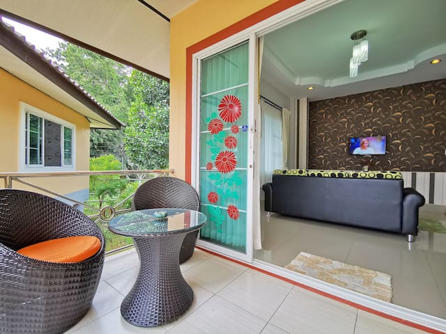 SiSom Samui One Bedroom House 6 Maenam Beach