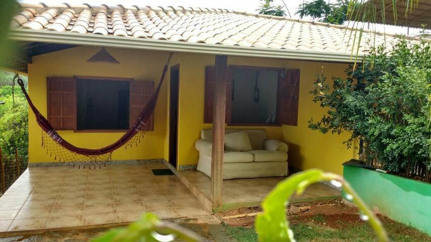Espaço inteiro 1 qto, cama box para casal. - Serra do Cipó, MG, Brasil