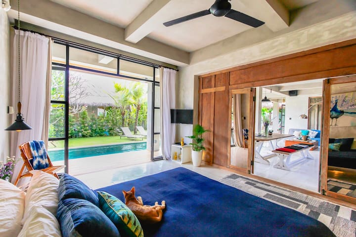 Beautiful Canggu space...the reviews say it all!