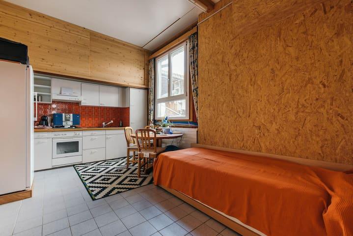 charmantes Studio im Rheintal - Montlingen - Casa particular