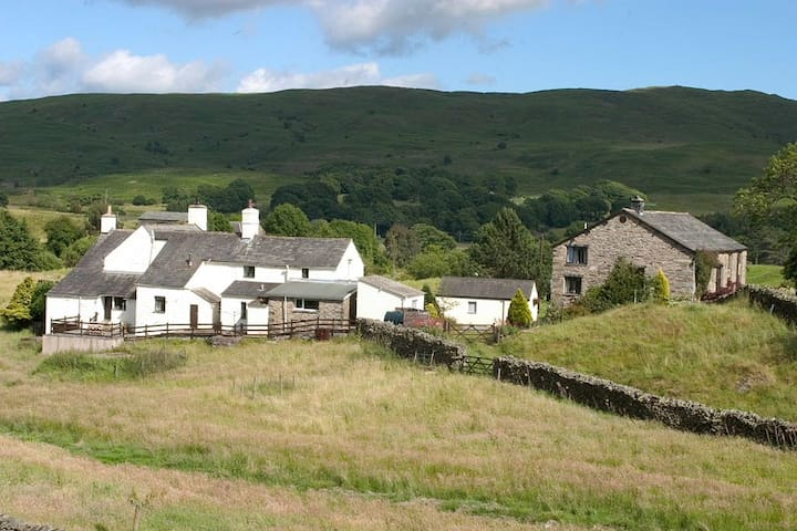 Latter Rigg Cottage - Cumbria - Talo