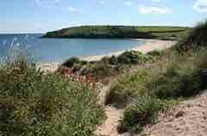 Pembrokeshire Coastal Path Chalet