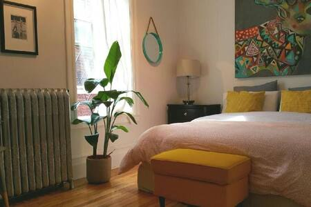 Cozy and spacious apartment downtown - Montréal - Wohnung