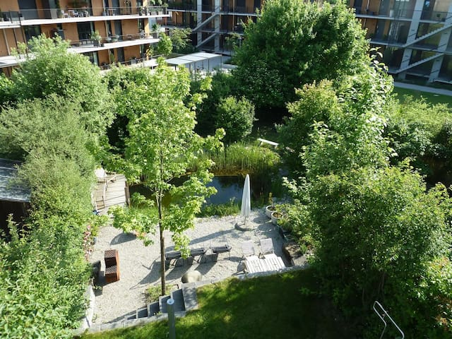 Einliegerwohnung im Dachgeschoss - Solothurn - Apartament
