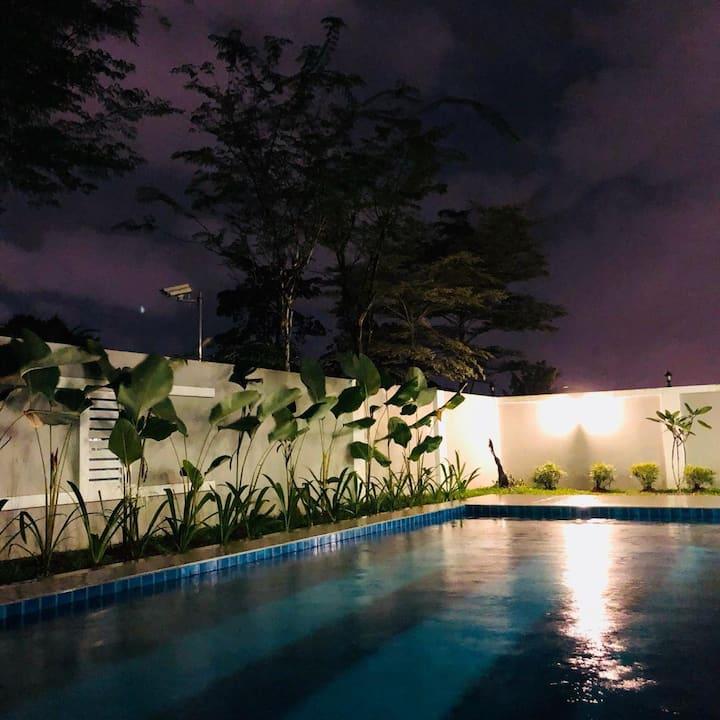 Belian @ Triple Tree Residences, Kuching.