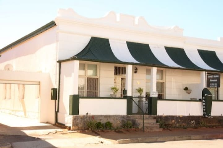 Home away from home  in the heart of the Karoo