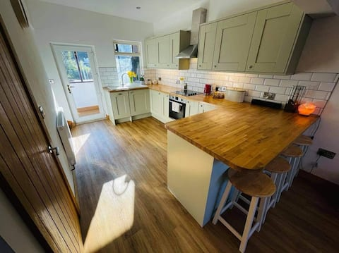 Cosy renovated cottage in the heart of Matlock ❤️