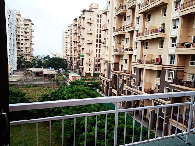 2 BHK Apartment in Undri, Nr Corinthian club Undri