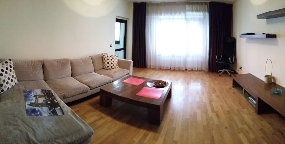 Beautiful city apartment in Bucharest - București - Apartment