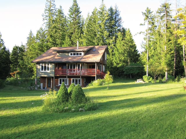 The Country Suite - skiers & families welcome! - Nelson - House