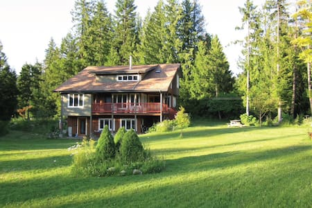 The Country Suite - skiers & families welcome! - Nelson - Hus
