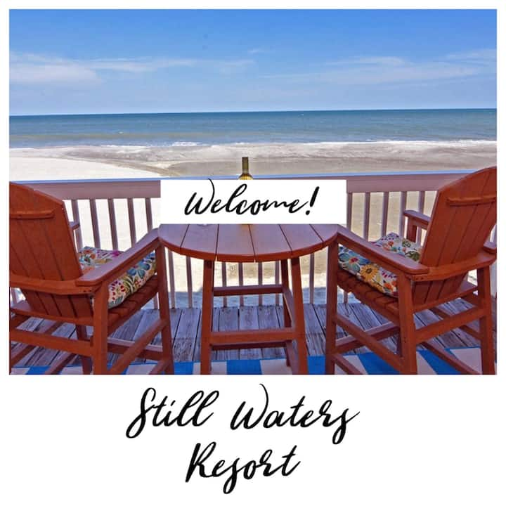 Vacation awaits you at Still Waters Resort!