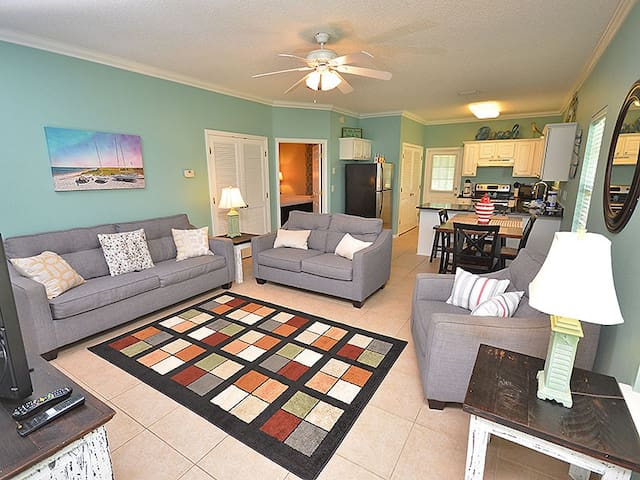 Orange Beach Villa 4351B, 3 Bedroom,  2 Bathroom,  Sleeps 8