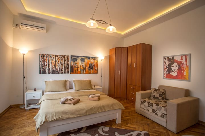 Live The Moment in the Belgrade - Beograd - Appartement