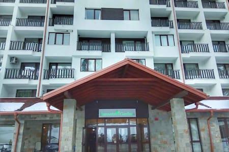 Cozy apartment in Borovets Gardens aparthotel - Samokov - Byt