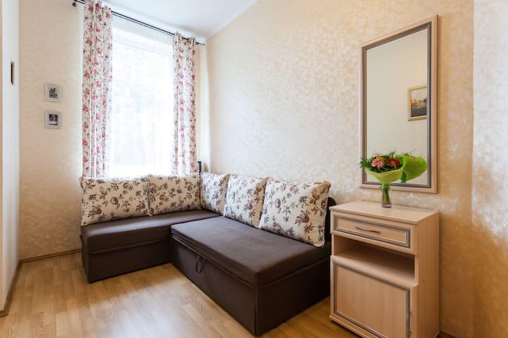 Wonderful flat in center of the Koenigsberg