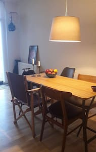A modern and cozy appartment, in a great spot - Roskilde
