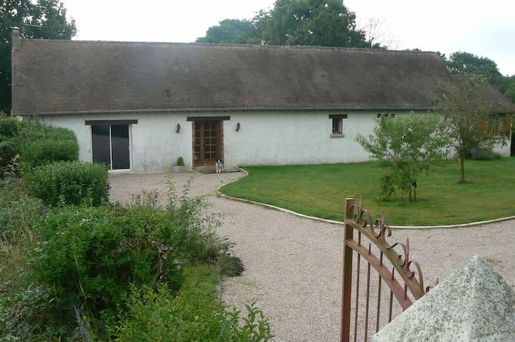 la colombière - Gesnes-le-Gandelin - House