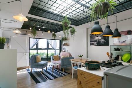Bright & Sunny Studio in Sai Gon