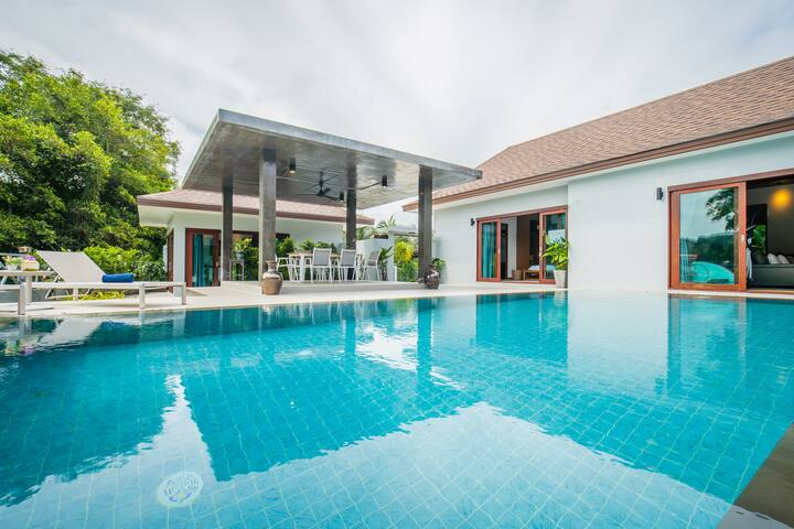 Bangtao Boutique Villa 2 BR (Private Pool Villa)