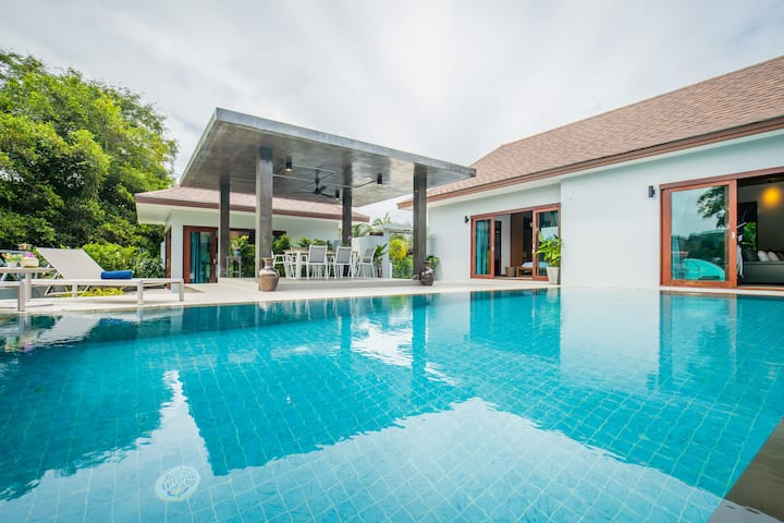 Bangtao Boutique Villa (Private Pool Villa)