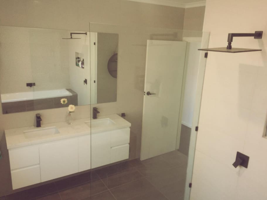 Brand new renovated Bathroom