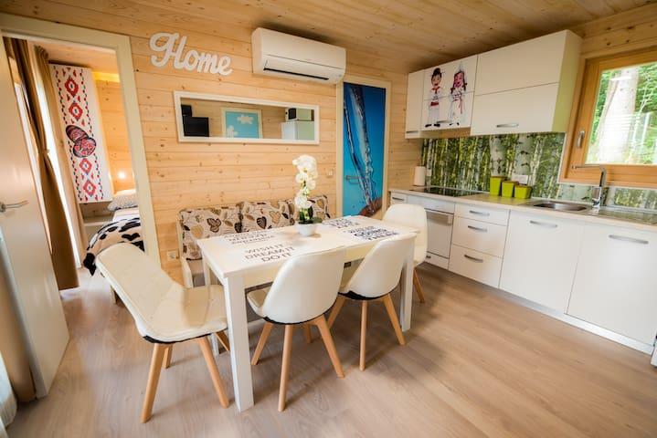Luxury Cottages Heaven Kolpa - Cottage 1