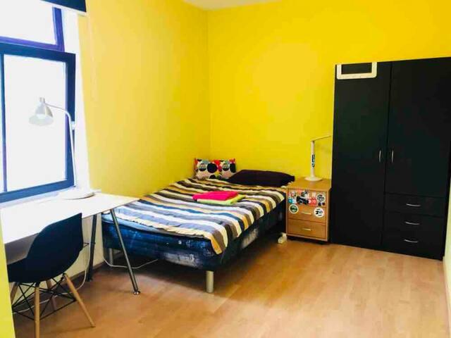 Private Room right near the Kadriorg Park Tallinn