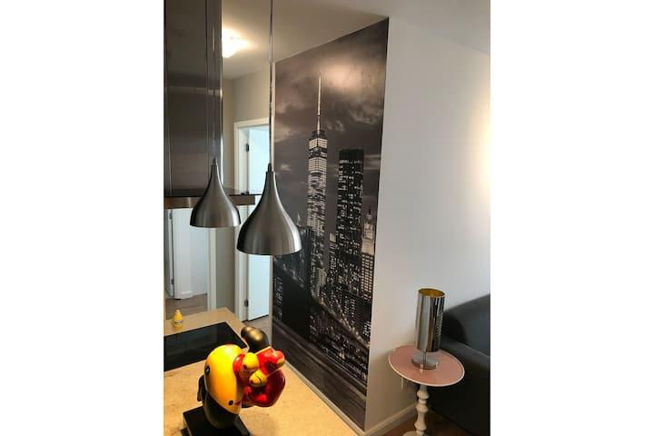 Moderno Apartamento no Coração do Brooklin