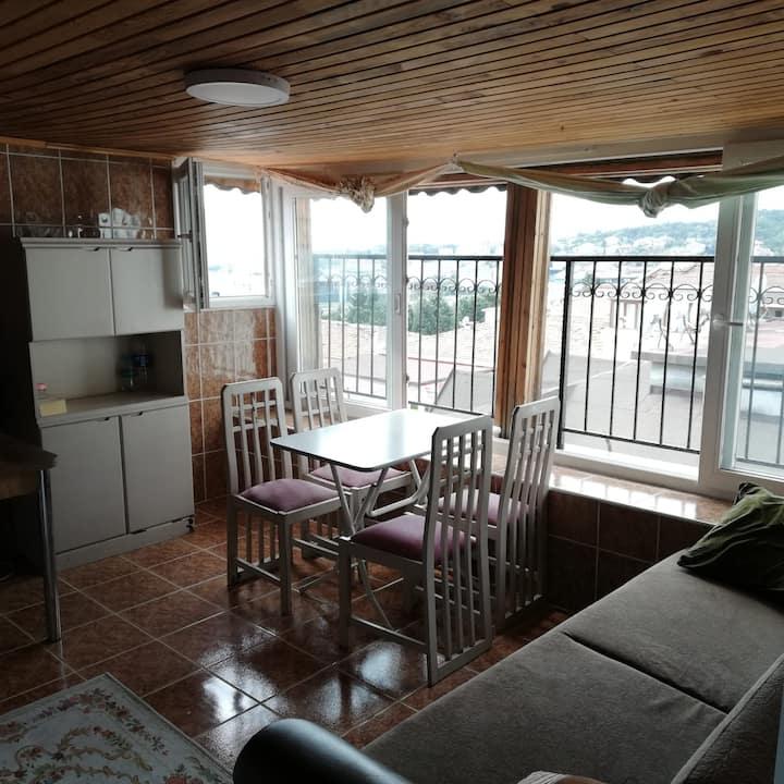 Kısıklı'da Çatı Katı Daire / Penthouse Apartment