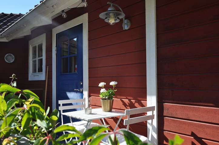 Guesthouse in Stockholm archipelago near the city!