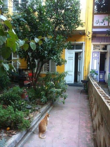 Habitación doble en Cerro Concepción, Hermosa Casa - Valparaíso - Ház