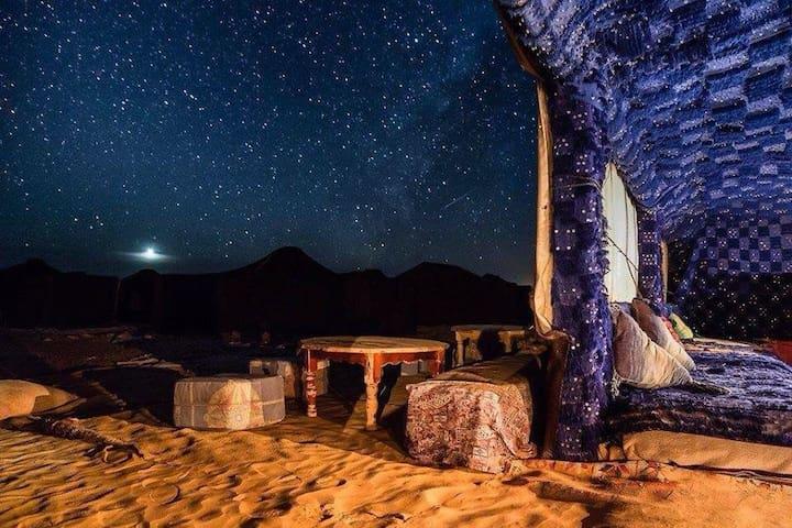 Aladdin camp