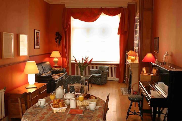Chez Jeanne et Vittorio, maison de charme