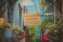 Maia Garden Homestay is a perfect, gentle, harmonious mixture of architecture, colors and the decorgentle, harmoniousation art from ceramics.