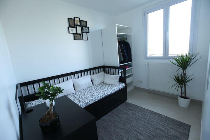 Chambre privée Parilly-Lyon