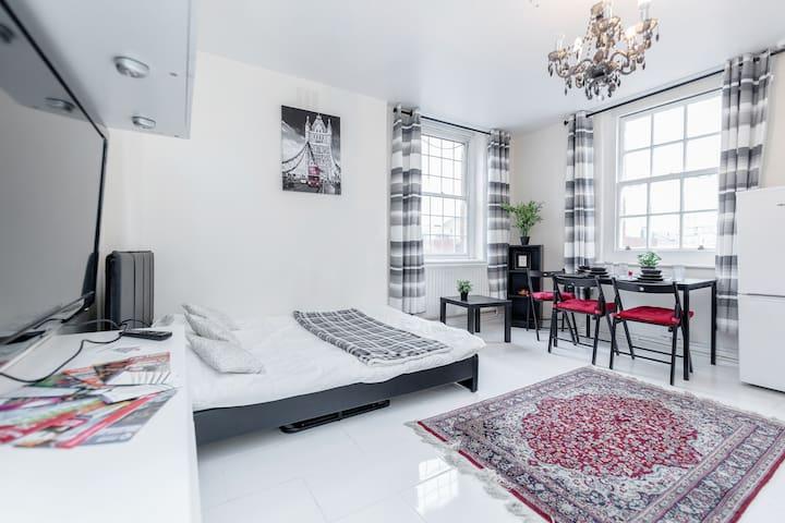 Apartment - Heart of London/10 mins to Big Ben