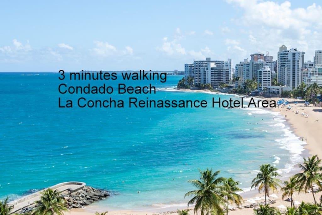 Casinos, Bars & Restaurants just Walking Distance