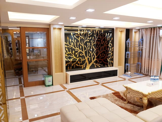 Highly Decorated Condo at the heart of Yangon