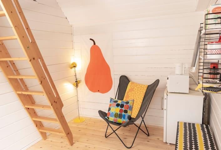 Saharanta sauna cottage