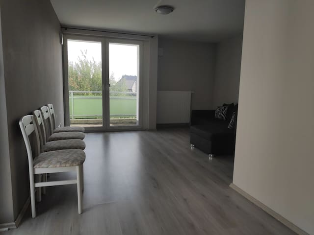 Shared apartment in Bielefeld suburbs