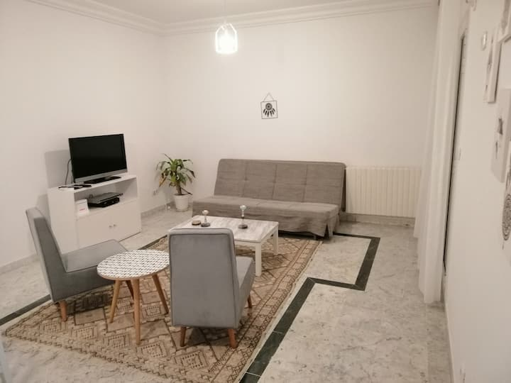 Cozy Apartment at the Center Urbain Nord