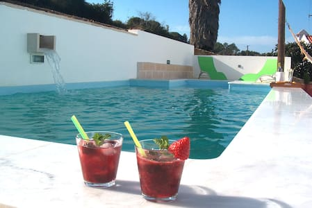 Relax in Luxury Paradise Villa - Carvoeira - Dům