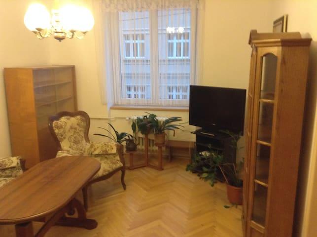 Prostorný byt k pronájmu - Karlovy Vary - Apartment