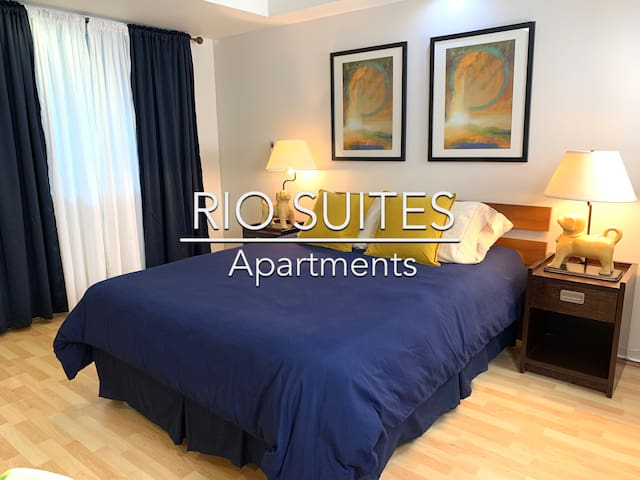 Luxury Suite Perfect Location!, 5 Min to U.S. -204