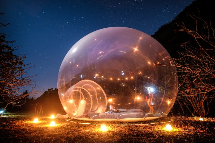 Romantic bubble experience (7)