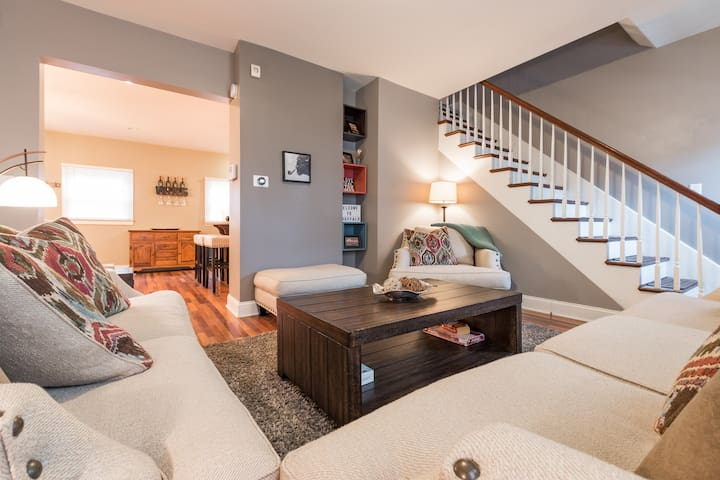 Luxurious Historic Smart Home in Downtown Buffalo!