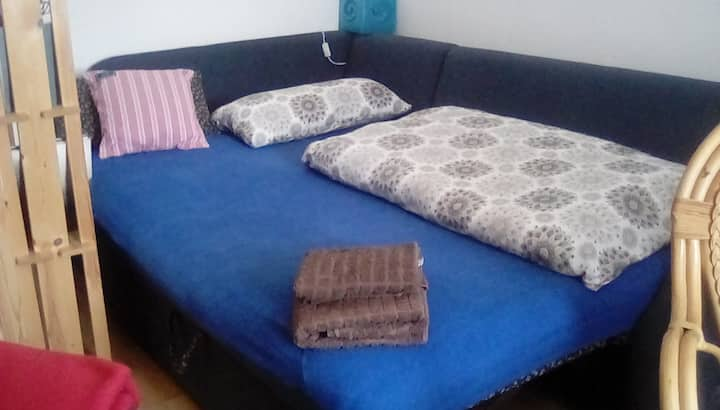 Möbliertes Zimmer in Neustrelitz