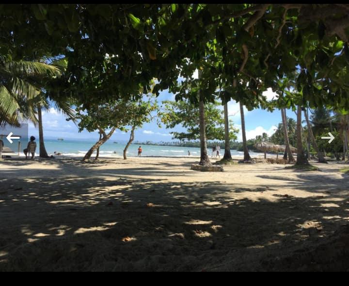 samaná casa cerca de la playa