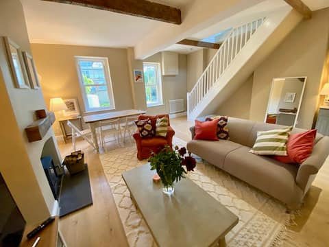 Relaxing cottage within the beautiful Usk Valley